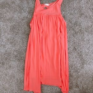 Salmon sheath Dress from Altar'd State